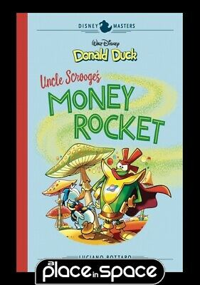 Disney Masters Vol 02 Bottaro Donald Duck Money Rocket - Hardcover