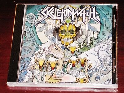 Skeletonwitch: Beyond The Permafrost CD 2007 Prosthetic Records USA 10048-2 NEW