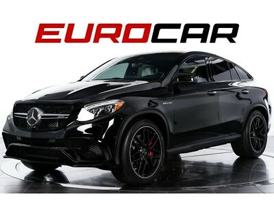 Other GLE 63 S AMG 2018 Mercedes-Benz GLE 63 S AMG Automatic 4-Door SUV