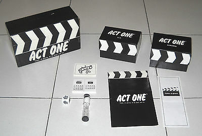 ACT ONE Ciack si gioca – Avimages 1997 PERFETTO Cinema si gira