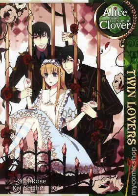 Alice in the Country of Clover: Twin Lovers GN (Seven Seas Digest) #1-1ST FN