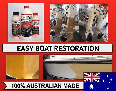 2HF Fast and Easy Boat Restoration Kit