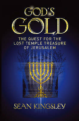 (Good)-God's Gold: The Quest for the Lost Temple Treasure of Jerusalem (Paperbac