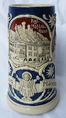 alter Andenkenkrug München - old stein from Munich - SH936-0619