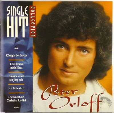 CD - Peter Orloff - Single Hit Collection - A5702
