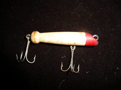 d18cd6fd5a VINTAGE OLD WOODEN Clothes Pin Style Fishing Lure - $4.99 | PicClick