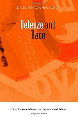 Deleuze and Race (Deleuze Connections) (deleuze connections (Hardcover)) by Jaso