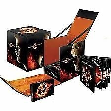 NEW - The Hunger Games: Collector's Edition
