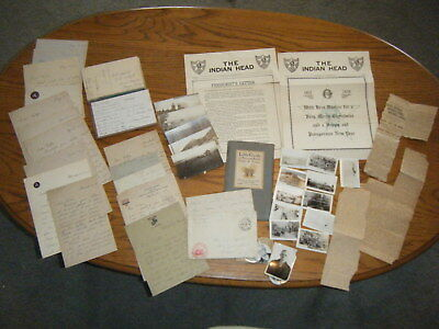 6th US Marines 80th Co. Sixteen soldiers letters + More
