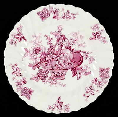 Myott BOUNTIFUL RED Dinner Plate 6615205