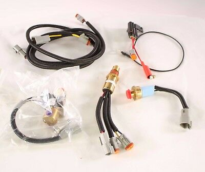8041033 Index Fan Control Kit for Air Actuated Fan Drives 208 F