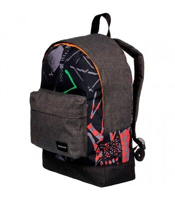 Quiksilver Mochila Everyday Poster Labyrinth Green