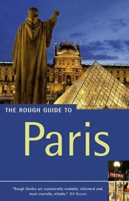 (Good)-The Rough Guide to Paris (Rough Guide Travel Guides) (Paperback)-McConnac