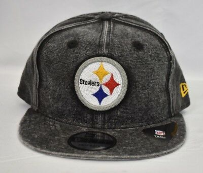 df4cd806d PITTSBURGH STEELERS NEW Era 9FIFTY Throwback SNAPBACK Cap HAT GOLD ...
