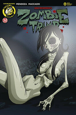 Zombie Tramp Ongoing #54 Cvr E Mendoza Risque A (Mr) - Presale