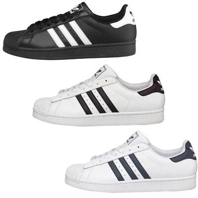 on sale c1089 0fb3a Adidas Hommes Superstar 2 Baskets Originaux Baskets UK Taille 7 8 9 10 11