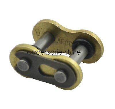 Connecting Link for 530 Heavy Duty Chain Master Link with O-ring 1 PCS