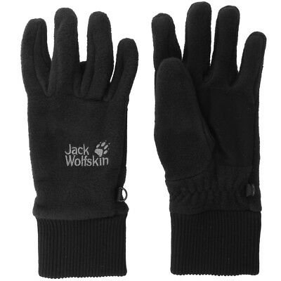 Jack Wolfskin Vertigo Glove Outdoor Thermo Handschuhe black 1901751-6000