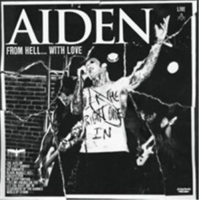 Aiden-From Hell... With Love (UK IMPORT) CD NEW