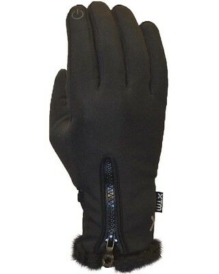 XTM Nina Soft Shell Ladies Glove - Black