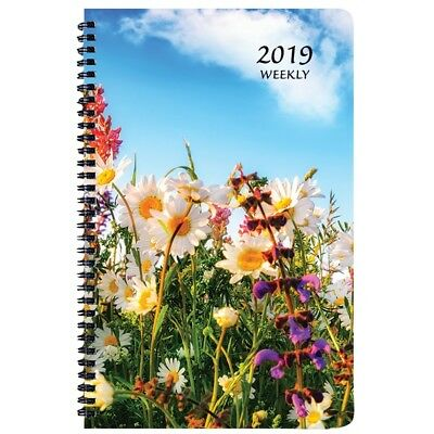 2019 Wildflowers Wkly Planner, Weekly Planners by Payne Publishers