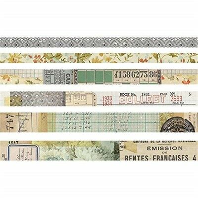 Collector Washi Tape - Tim Holtfrom - Holtz Ideaology Design Th Pcs