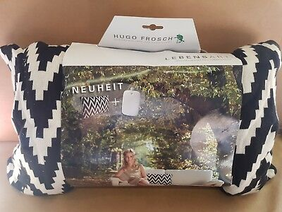 Hugo Frosch Eco Comfort Pillow with Hot Water Bottle