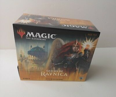 Magic the Gathering Guilds of Ravnica Bundle Box NEW