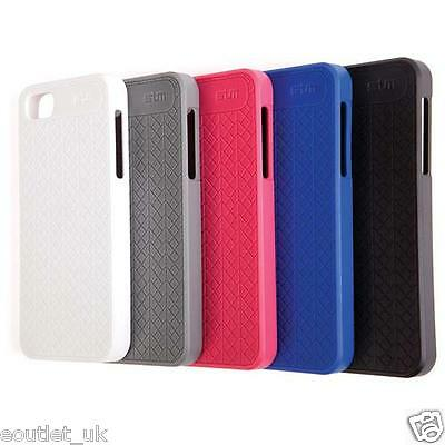 STM Bags Opera Case iPhone SE/5/5s WHITE BLACK BLUE GREY PINK NEW