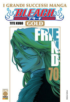 manga BLEACH GOLD N. 70 nuovo panini planet