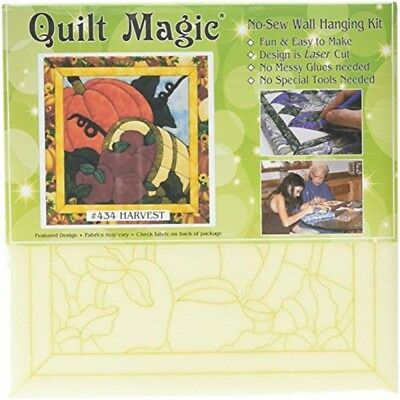 Wholt Magic Harvest Kit, 12-inch x 12-inch - Quilt Kit12x12