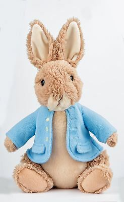 "Beatrix Potter 12"" Peter Rabbit Childrens Soft Toy Bunny, A26415"