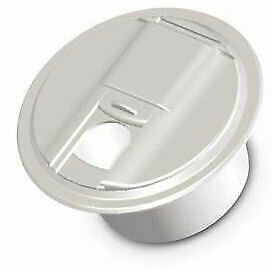 WHITE ELECTRIC CABLE Cover Hatch Camper Rv Travel trailer Pop Up
