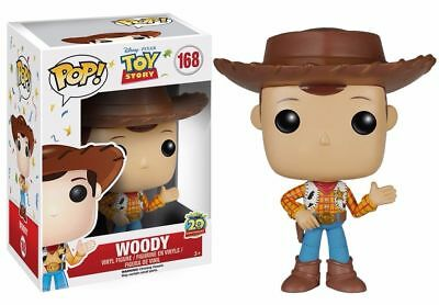 Funko Pop! Disney Toy Story Woody New Pose Vinyl Figure