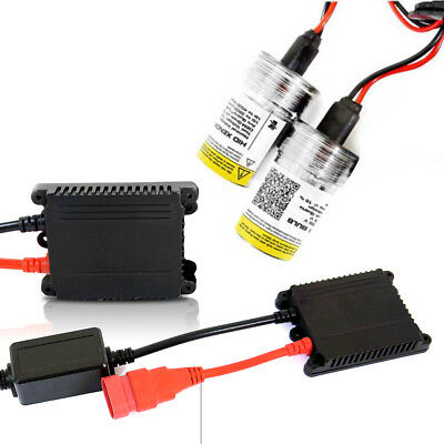 HID Kit for Motorcycle Low Beam Powerful Xenon 6000K Cool White Headlights