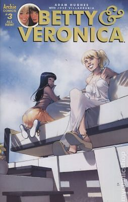 Betty and Veronica (2nd Series) #3C 2017 FN Stock Image