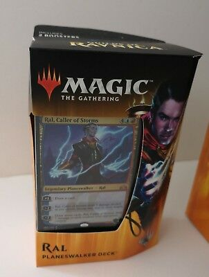 Magic the Gathering Guilds of Ravnica Planeswalker deck - Ral NEW