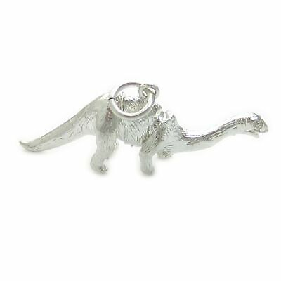 925 Sterling Silver Pterodactyl Flying Dinosaur Charm Made in USA