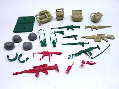 GI Joe Real American Hero 1985 Battle Gear Accessory Pack #3 Complete