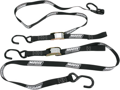 Moose Utility Utility Heavy Duty Tie Downs Black (3920-0294)