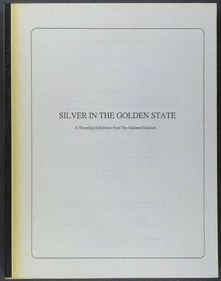 California Silver - History, Markers & Lore- Antique Golden State Silver