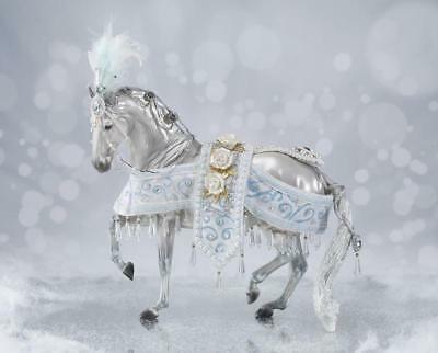 Breyer Christmas Holiday horse W700121 Celestine  2018 NIB exceptional <><