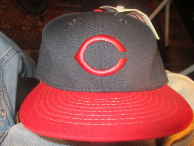 71c36558d3751 ... inexpensive nwot 1948 cleveland indians throwback hat 7 1 8 american  needle acc90 8fb5a