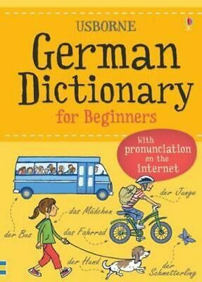 NEW German Dictionary for Beginners By Helen Davies Paperback Free Shipping