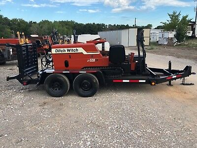 99 Ditch Witch JT520 Directional Drill Package (817) 221-1036 **SEE VIDEO**