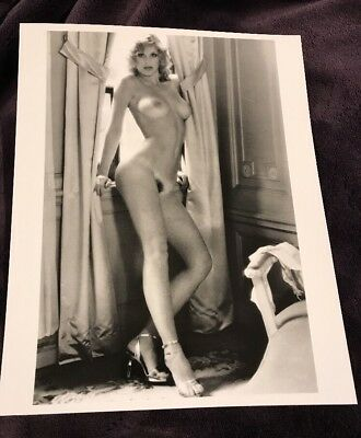 Vintage 8 X 10 Photograph From Irving Klaws Archives Of Dorothy Stratton-Actress