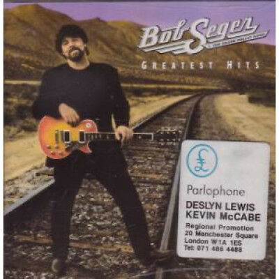 BOB SEGER AND THE SILVER BULLET BAND Greatest Hits CD Netherlands Capitol 1994