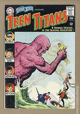 Brave and the Bold (1st Series DC) #60 1965 GD 2.0