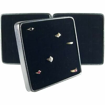 3 Ring Easel Displays Jewelry Showcase Countertop Piece