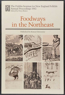 Book: Colonial Federal New England Food & Drink Kitchens Fireplaces ++